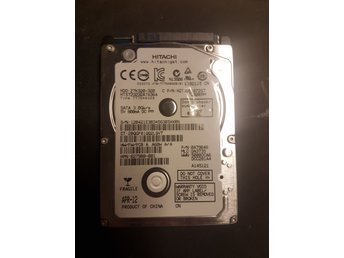 Hitachi 320Gb 7200RPM 2.5""