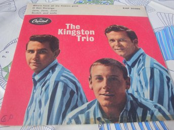 KINGSTONE TRIO THE - EP