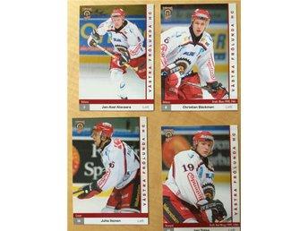 02-03 SHL - FRÖLUNDA - 11 kort /inga dubletter / se bild - Jönköping - 02-03 SHL - FRÖLUNDA - 11 kort /inga dubletter / se bild - Jönköping