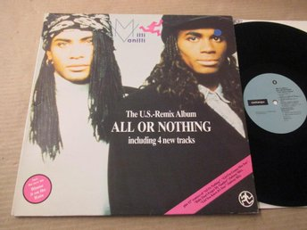 "Milli Vanilli ""All Or Nothing"""