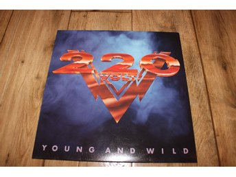 220 VOLT : YOUNG AND WILD