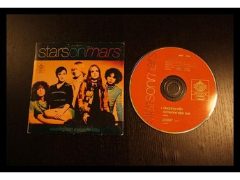 Stars On Mars - Sleeping With Someone Else/Poster (CDS)
