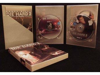 Die Hard 2 Die Harder - Special Edition Två Skivor - Hässelby - Die Hard 2 Die Harder - Special Edition Två Skivor - Hässelby