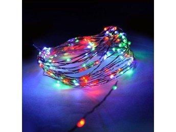 Ljusslinga LED Formbar Fjärrstyrd 12V 10m - RGB - Hong Kong - Ljusslinga LED Formbar Fjärrstyrd 12V 10m - RGB - Hong Kong