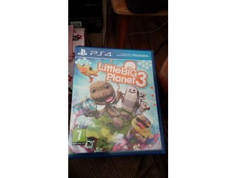 Little Big Planet 3 till Playstation 4. PS4