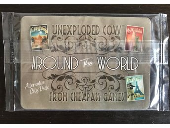 Unexploded Cow - Around the World - Promo