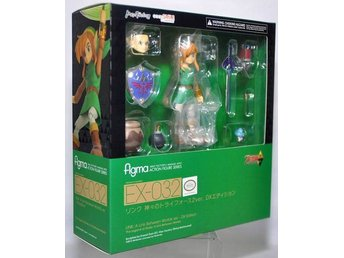LINK - A Link Between Worlds version (figma deluxe version)