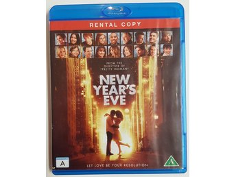 Dvd Blu-ray - New yeaŕs eve