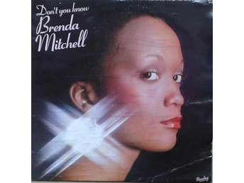 Brenda Mitchell title* Don't You Know* Funk / Soul, Disco LP France - Hägersten - Brenda Mitchell title* Don't You Know* Funk / Soul, Disco LP France - Hägersten