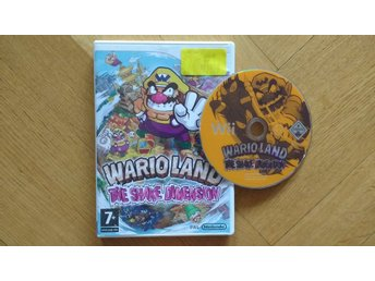 Nintendo Wii: Wario Land: The Shake Dimension