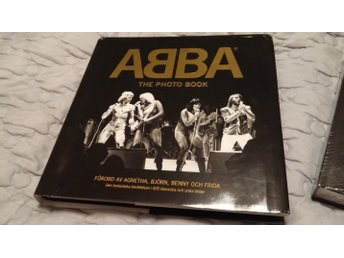 "ABBA bok ""The photo book"""