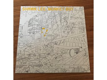 Shawn Lee- Monkey Boy LP