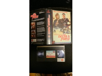 Delta Force (eng ex-rental) Chuck Norris