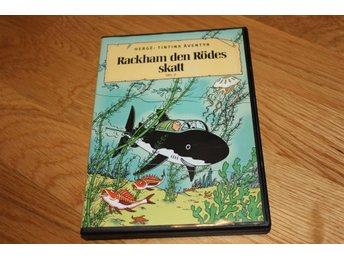 Javascript är inaktiverat. - Ryssby - Tintin Rackham den rödes skatt del 2 - DVD Fungerar bra, repor kan förekomma Snabb leverans efter betalning utlovas Se mina övriga annonser. Jag samfraktar gärna. Se fraktpriser: 1st 35:- 2-3st 45:- 4st 59:- - Ryssby