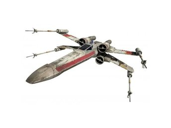 Star Wars IV A New Hope Diecast Modell X-Wing Starfighter Elite Edition 15 cm