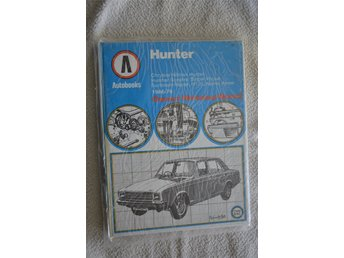 Chrysler Hillman Hunter, 66-79