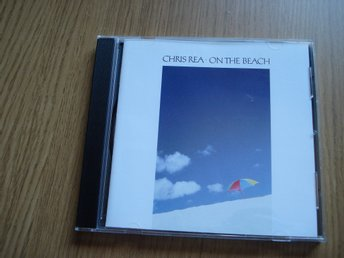 "Chris Rea "" On The Beach """