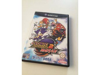 Sonic battle Gamecube