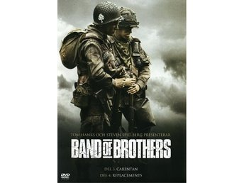 DVD Band of Brothers del 3 & 4