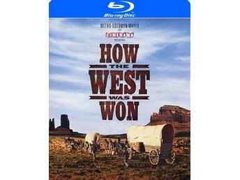 How the west was won (2 Blu-ray)