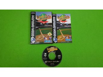 World Series Baseball KOMPLETT Sega Saturn