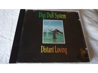 Digi Dub System - Distant Loving CD-Maxi