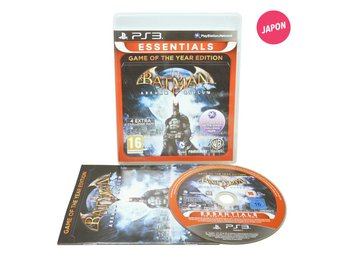 Batman: Arkham Asylum - Game of the Year Edition (EUR / PS3)