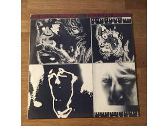 THE ROLLING STONES - EMOTIONAL RESCUE. (MVG LP)