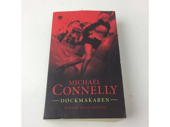 Bok, Dockmakaren, Michael Connelly, Pocket, ISBN: 9789172634596, 2004