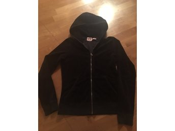 Juicy couture Hood svart small