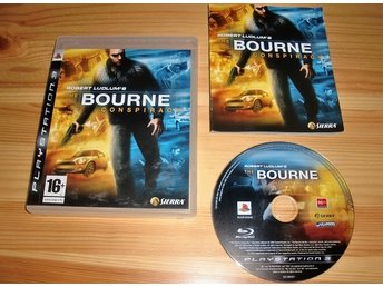 PS3: Bourne Conspiracy