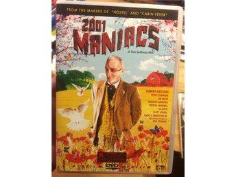 2001 Maniacs - DVD - Utgått - Gävle - 2001 Maniacs - DVD - Utgått - Gävle