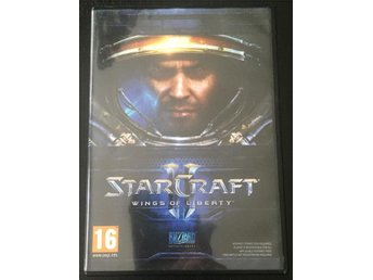 STARCRAFT II (2) Wings Of Liberty