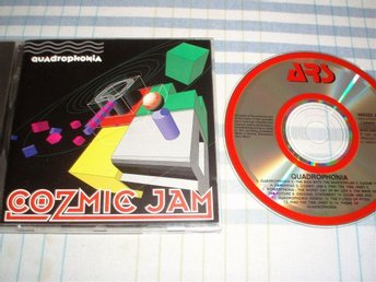 Quadrophonia (Cosmic Jam) ARS Productions, Made in Belgium 1991