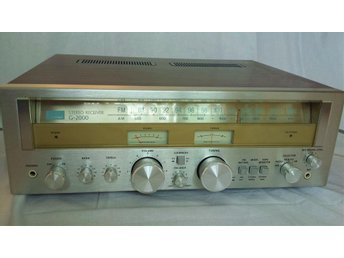 Sansui Stereo Receiver G-2000.