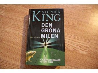 Den gröna milen av Stephen King - Rödeby - Den gröna milen av Stephen King - Rödeby