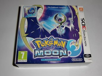 Pokemoon Moon Fan edition SCN