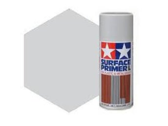 Tamiya Surface Primer L (Gray)