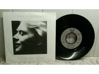 John Farnham - You're the voice, EP, 80-talet