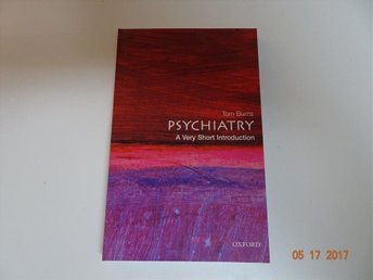 Bok : Psychiatry: A Very Short Introduction