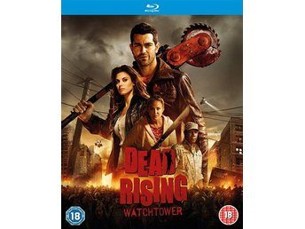 Dead Rising - Watchtower - Bluray Blu-Ray