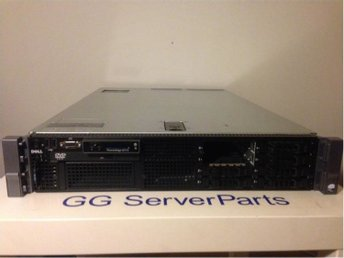 Dell Poweredge R710 1x X5560 24GB PERC 6/i iDRAC6 2xPSU