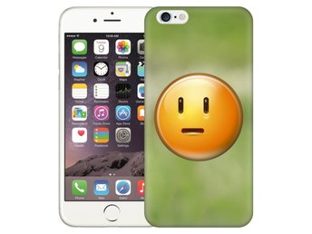iPhone 6/6s Skal Häpnad Smiley