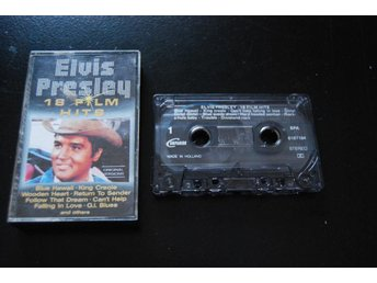 "ELVIS PRESLEY ""18 FILM HITS"" 618714"