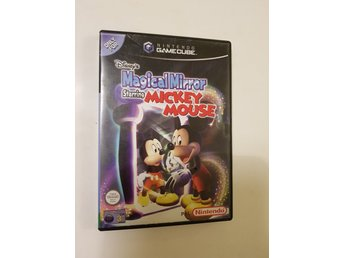 Disney's Magical Mirror - Starring Mickey Mouse - GAMECUBE (Komplett!)