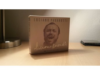 Luciano Pavarotti - Signature Collection (3CD DELUXE EDITION)