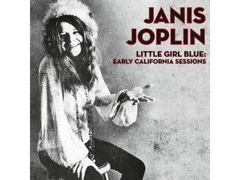 Joplin Janis: Little Girl Blue/Early California (Vinyl LP)