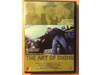 DVD The Art of Dying UTGÅTT NYSKICK (Wings Hauser, Sarah Douglas, M. J. Pollard)