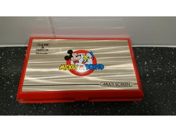 Mickey & Donald - Game & Watch - DM-53