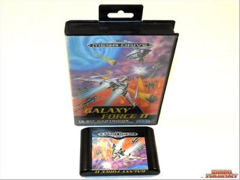 Galaxy Force 2 (SMD)